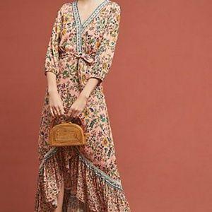 Jaase Boho Midi Dress